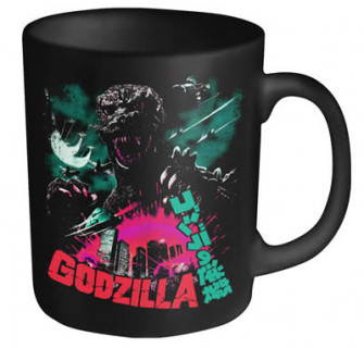 - Godzilla MUG