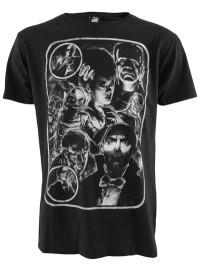 Monster Mash Up Mens T Shirt