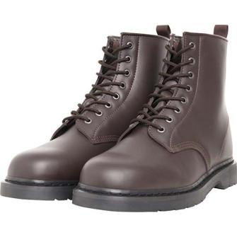 - Boots - burgundy