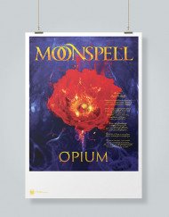 Opium (Poster Art, A3)