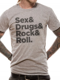 Sex Drugs Rock And Roll