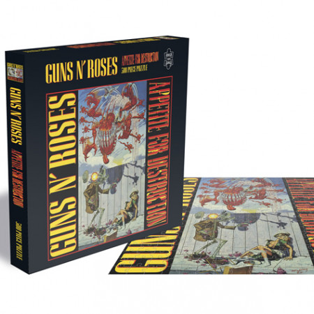 Appetite for destruction Puzzle