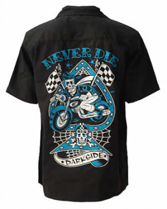 - Motorbike Workshirt