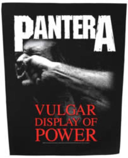 - Vulgar display of power