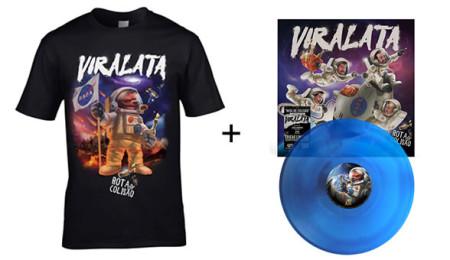 - Rota de Colisão LP + Tshirt