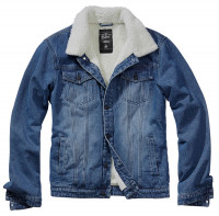 Sherpa Demin Jacket Blue
