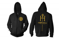 Hermitage: H Symbol (Zip Jacket)