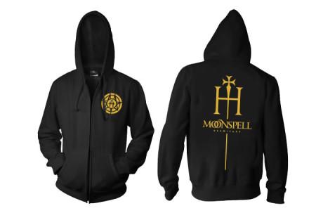 - Hermitage: H Symbol (Zip Jacket)
