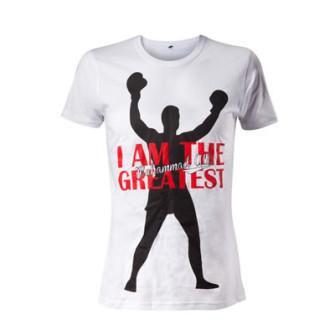- Muhammad Ali - White, I am the Greatest