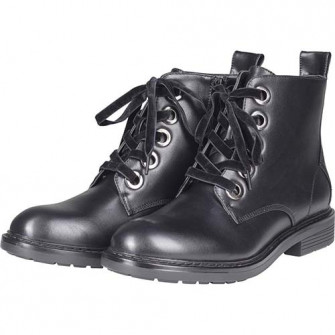 - Boots with zipper BLK