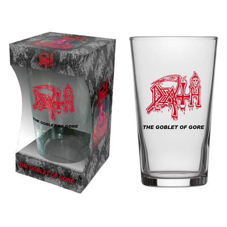 The goblet of gore Pint