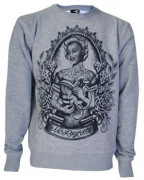 Marilyn No Regrets Sweatshirt