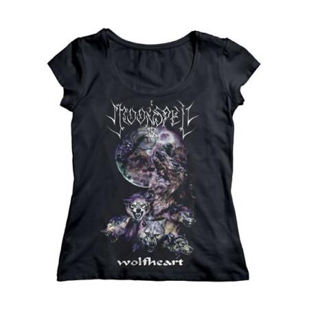 Wolfheart (Girlie, Vintage Design)