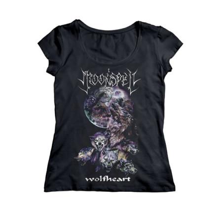 - Wolfheart (Girlie, Vintage Design)