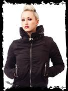 Warm Jacket with Hood hidden in fashiona
