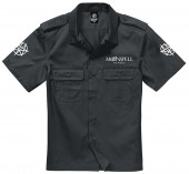 1755 Workshirt US Hemd 1/2 Arm