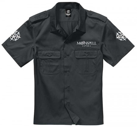 - 1755 Workshirt US Hemd 1/2 Arm