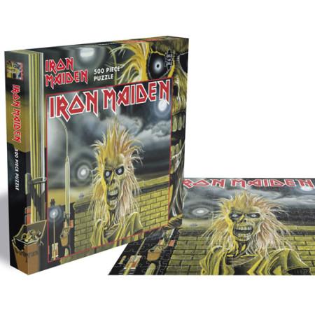 Iron Maiden - Puzzle