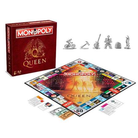 - Queen Monopoly