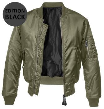 - MA1 Jacket Olive