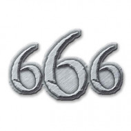 666 Metal Pin