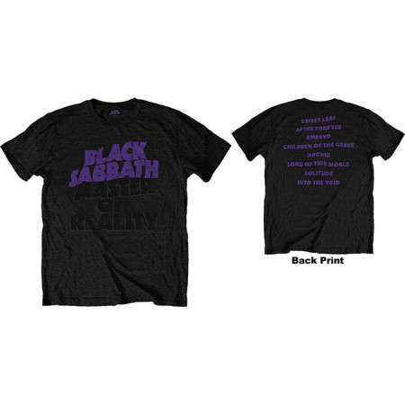 - Masters of reality (Back Print)