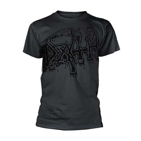 Large logo - black (dye sub with black overdye)