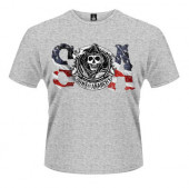 Sons Of Anarchy - Flag TS