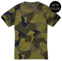 Tshirt Swedish Camo