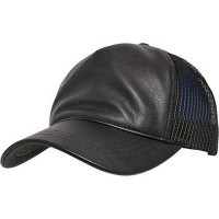 Baseballcap - Leather