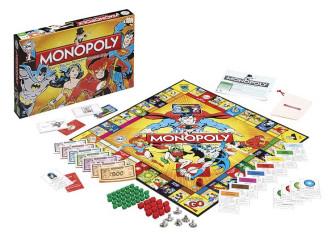 - DC Comics Retro Monopoly
