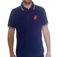 Tongue Logo Polo Tshirt