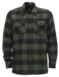 Sacramento flannel check shirt