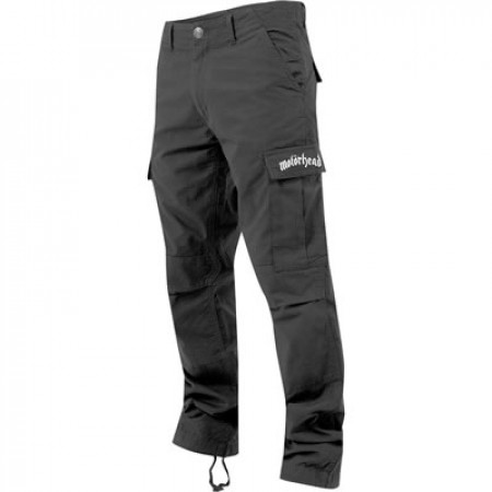 Warpig cargo pants
