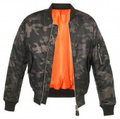 MA1 camo Jacket