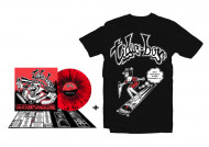 Pin Up Tshirt + LP Porkabilly Psychosis