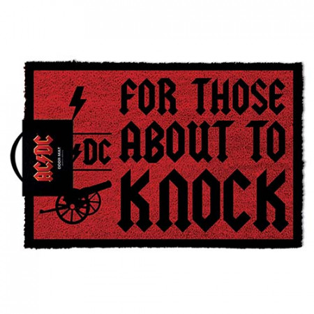 For Those About to Knock