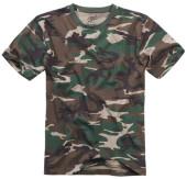 Tshirt Woodland