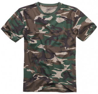 - Tshirt Woodland