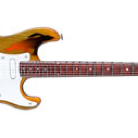 Battered  '61 Tribute Strat style.