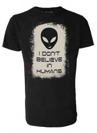 - Alien Don't Believe In Humans
