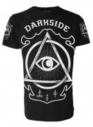 Circle Eye Mens T Shirt