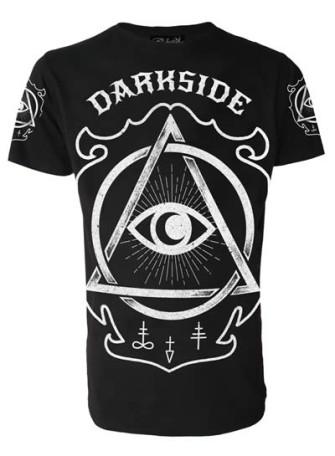 - Circle Eye Mens T Shirt