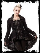 Gothic Tail Coat Jacket