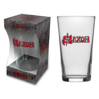 Logo Pint Glass