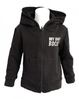 - Dad Rocks Kids Hood