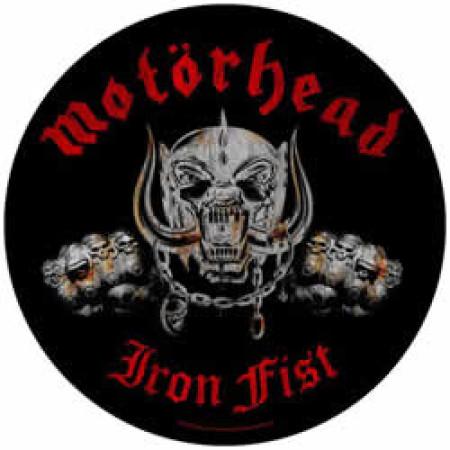 - Iron fist