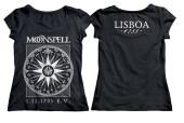 1755 Compass Lisboa Logo Girlie Tshirt