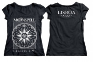 1755 Compass Lisboa Logo Girlie