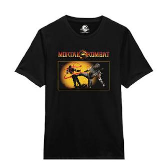 - Mortal Kombat